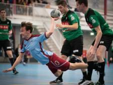 Tom Scholten van HV Huissen debuteert bij winnend DFS