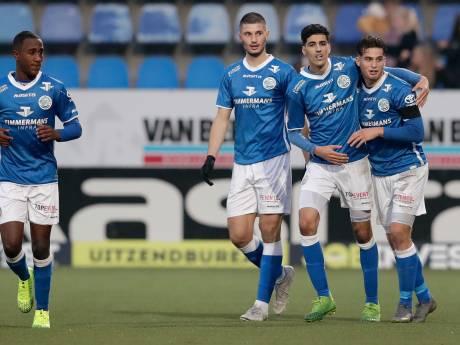 Shirtsponsor FC Den Bosch staat plek af voor tekst 'Samen tegen racisme'