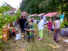 Natuurmarkt laat mensen kennismaken met Eindhovense voedselbos