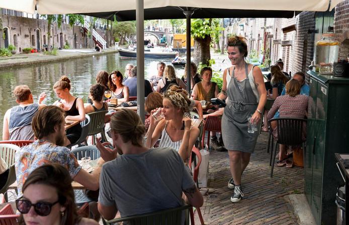 De gemiddelde prijs voor een 'rondje' in Utrecht is 21,80 euro.