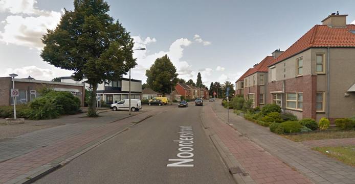 Noorderstraat in Sprundel.