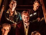 Amersfoortse band Stennis presenteert debuut-EP: 'Wij zijn als Doe Maar, alleen dan aan de speed'