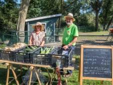 Stadsboerin Uden wijkt na diefstal met kraampje uit naar Kinderboerderij