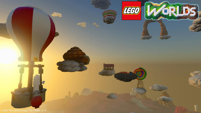 Screenshot LEGO Worlds