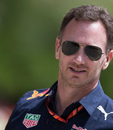 Teambaas Red Bull: Alonso rijp voor de psychiater