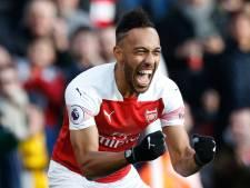 Pierre-Emerick Aubameyang prolonge à Arsenal jusqu'en 2024
