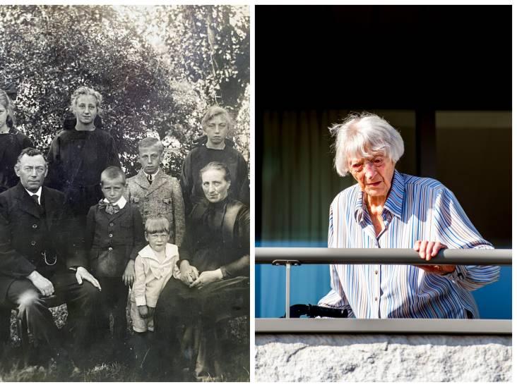 Tante Cor zat in het verzet en overwon corona. Op haar 107de ging ze vredig naar de Heer