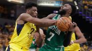 Boston Celtics al bijna zeker van tweede ronde in play-offs NBA