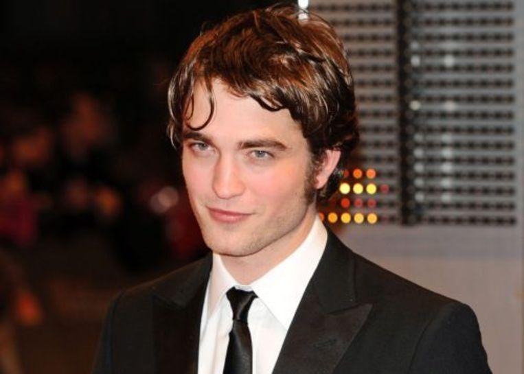 Acteur Robert Pattinson bij de BAFTA awards in februari. ANP Beeld