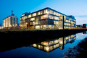 Het Holst Centre op de High Tech Campus in Eindhoven. foto Holst Centre