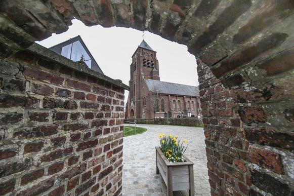De kerk van Kemmel wordt een ontmoetingscentrum.