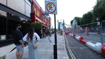 """Londense brug gesloten voor publiek: """"Hittegolf heeft scheurtjes verergerd"""""""