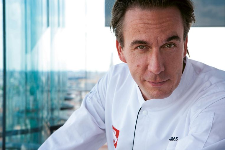Viki Geunes maakt voor het eerst zijn opwachting op het Antwerp Diner.