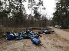 Gelderse bosbeheerders krijgen 1,2 miljoen in strijd tegen dumpen afval