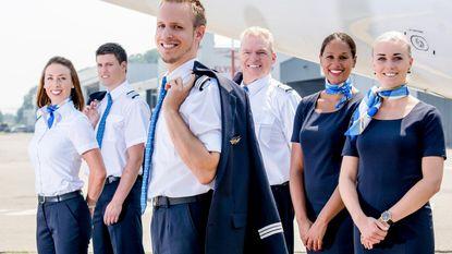 The Outfit Factory ontwerpt nieuwe uniformen voor Vlaams Luchtvaartmaatschappij