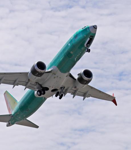 """Une nouvelle faille """"potentielle"""" décelée sur le Boeing 737 MAX"""
