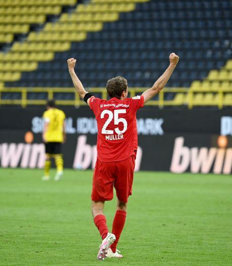 Les footballeurs du Bayern renoncent à une partie de leur salaire