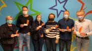 IN BEELD. The Flames geven een pluim aan Hechtel-Ekselse leerkrachten en schoolvrijwilligers