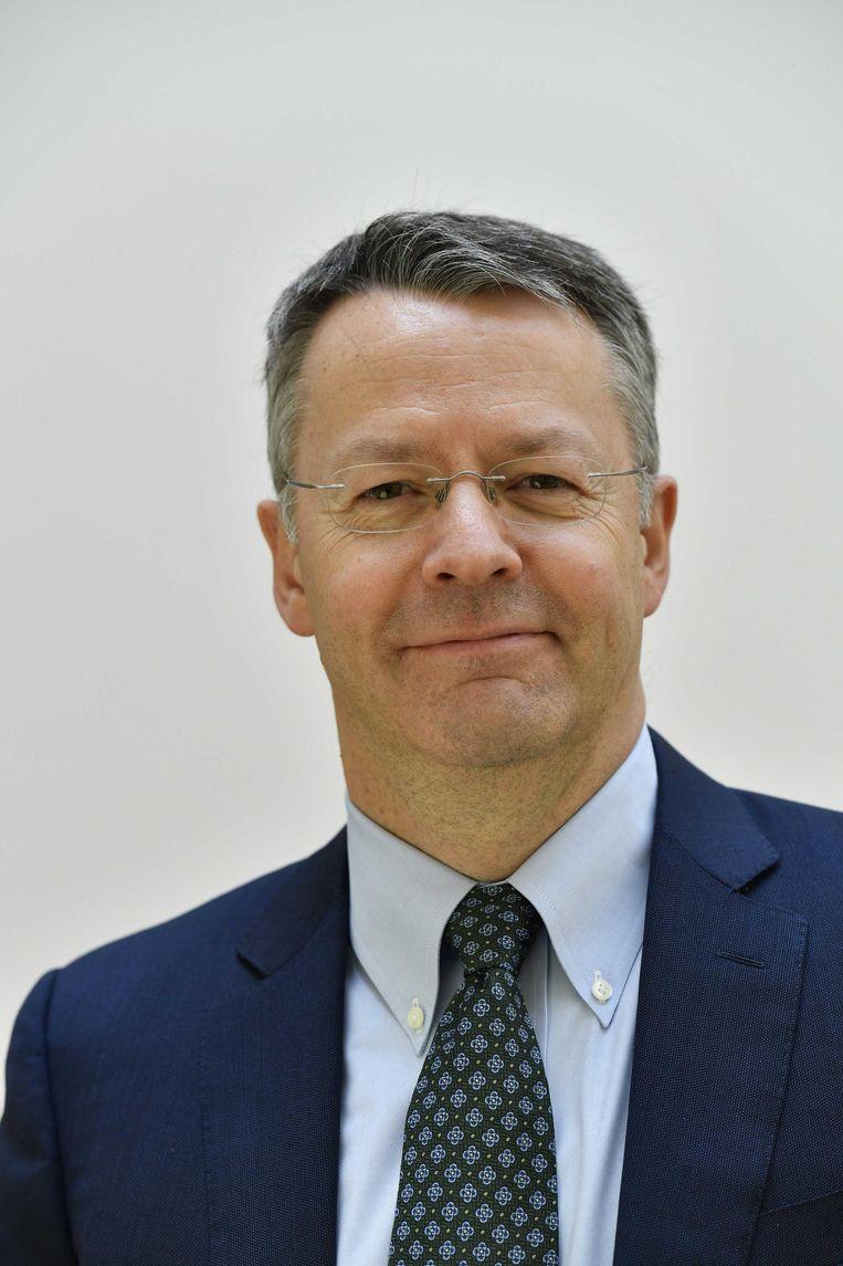 Thierry Vanlancker Beeld ANP Handouts
