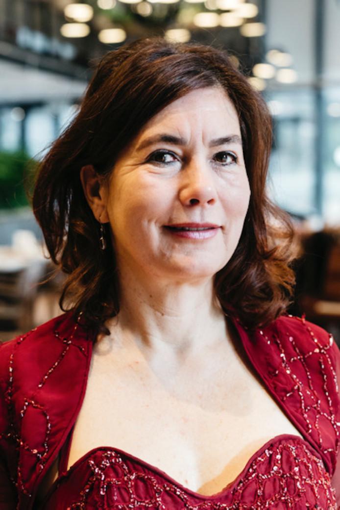 Merel Huizinga is verkozen tot Amsterdammer van het jaar.
