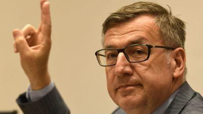 Ex-minister Steven Vanackere wordt nieuwe directeur Nationale Bank