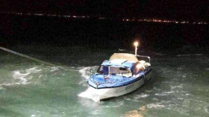 Britse kustwacht redt meer dan 120 migranten op kleine bootjes uit Kanaal en Noordzee