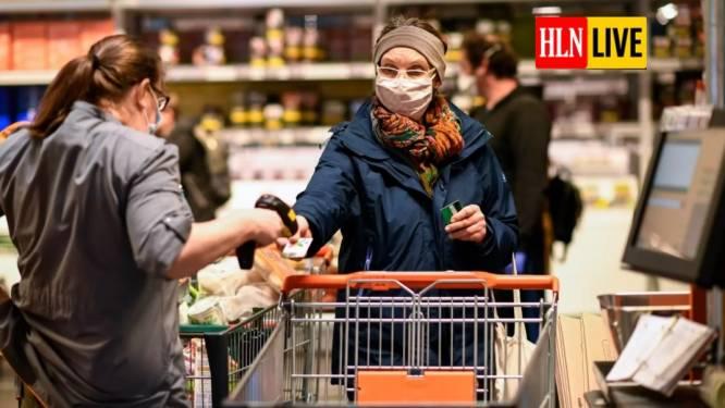 LIVE. Colruyt roept klanten op om weer alleen te komen winkelen - UZ Brussel voert enkel nog noodzakelijke chirurgische ingrepen uit