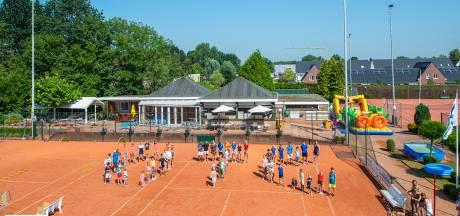 Oudenbossche tennisclub OTC wil in augustus beginnen met nieuw paviljoen
