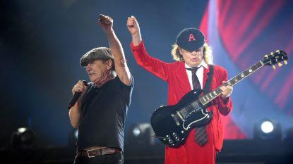 Australië eert AC/DC's Bon Scott met afsluiting 'Highway to Hell'