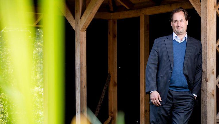 Teslin-topman Hein van Beuningen. Beeld Freek van den Bergh / de Volkskrant