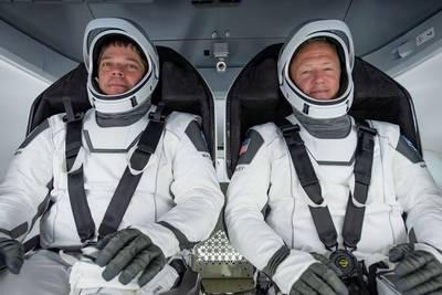 Suivez en direct le lancement du premier vol habité de SpaceX