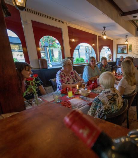Weelderig, traditioneel en véél Italiaans bij Isola Bella in Losser