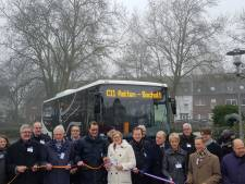 Bus van Aalten naar Bocholt rijdt pas in 2020 (of nog later)
