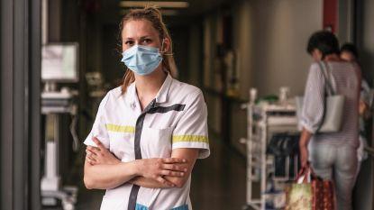 """Hoofdverpleegkundige Victoria Decloedt over werken op de corona-afdeling van het Ieperse Jan Yperman Ziekenhuis: """"We vormden samen een front tegen Covid-19"""""""