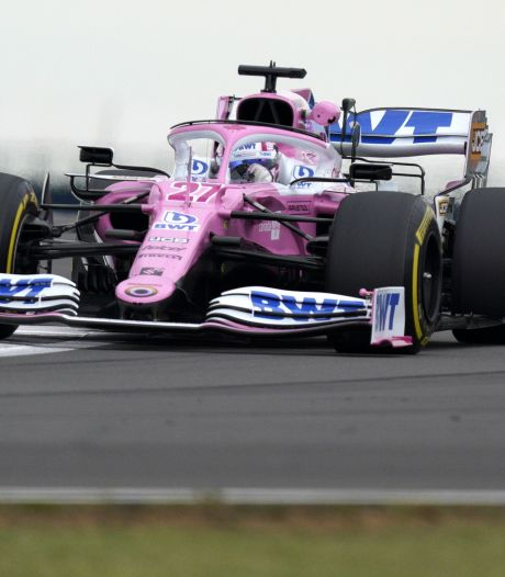 Racing Point in beroep tegen straf vanwege kopiëren remonderdeel
