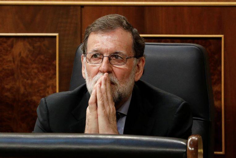 Premier Mariano Rajoy.
