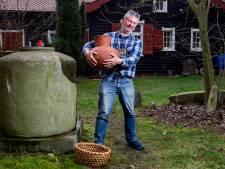 Deze watertank van Paul (69) uit Holten gaat de wereld over