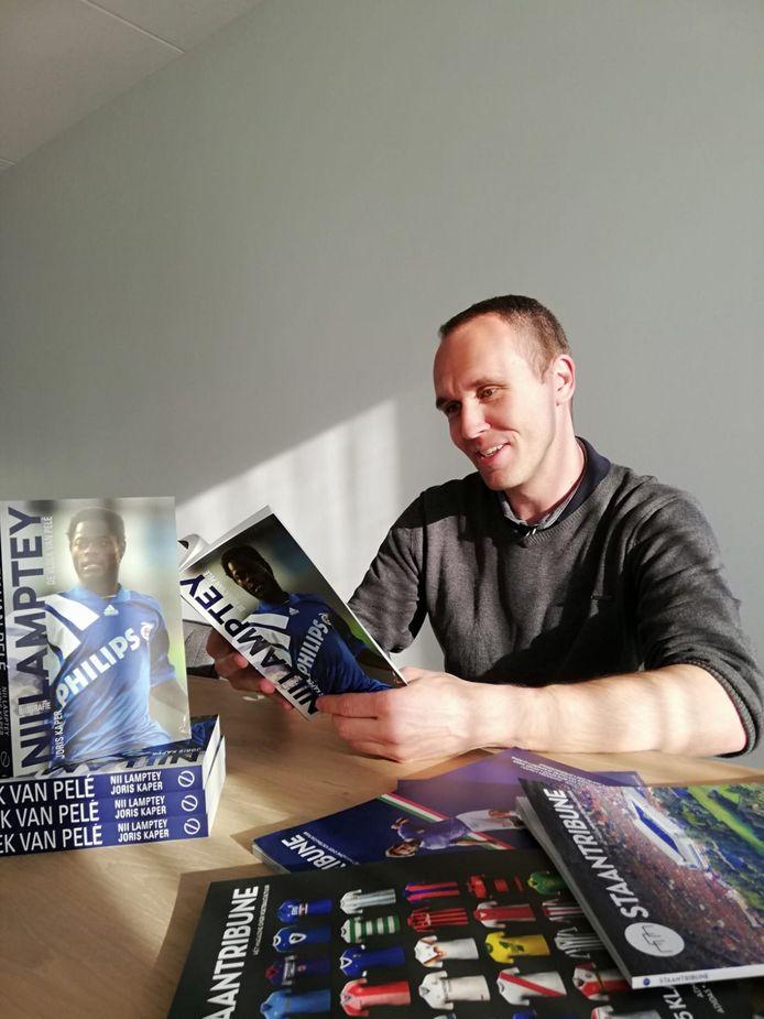 Auteur Joris Kaper.