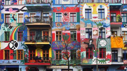 Huurprijzen in Berlijn voor vijf jaar bevroren om oververhitte markt aan te pakken