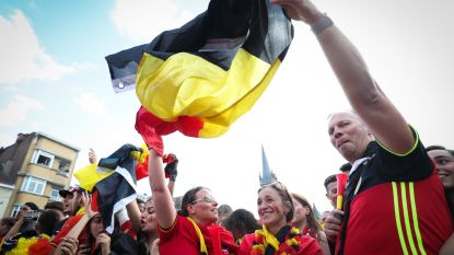 Supporter ontvangt boete omdat hij claxonneerde na WK-match Rode Duivels