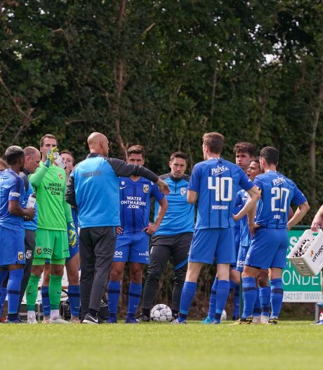 Letsch na oefenzege Vitesse: 'We hebben volgende stap in onze ontwikkeling gezet'