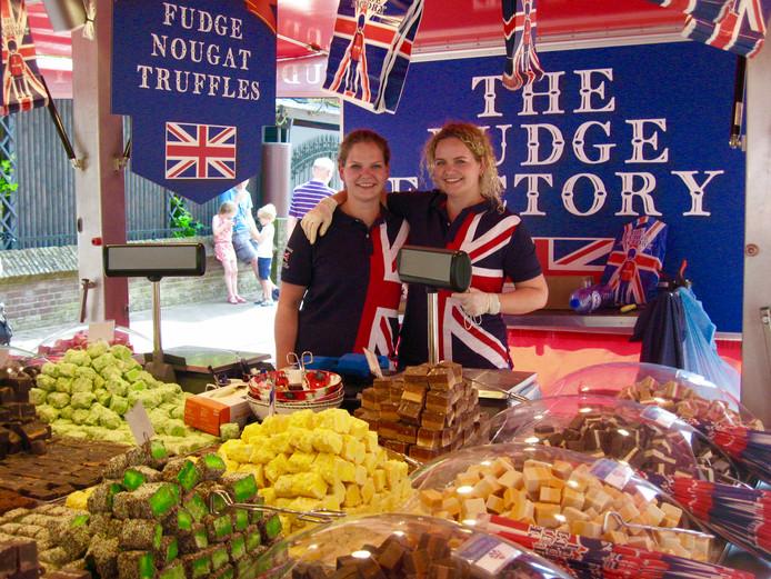 Volgens Iris Spoolder (The Fudge Factory) kennen veel mensen de Engelse delicatesse fudge nog niet.