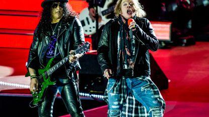 "Slash over 'Sweet Child O' Mine', de monsterhit van Guns N' Roses: ""Niet meer dan wat notenneukerij"""