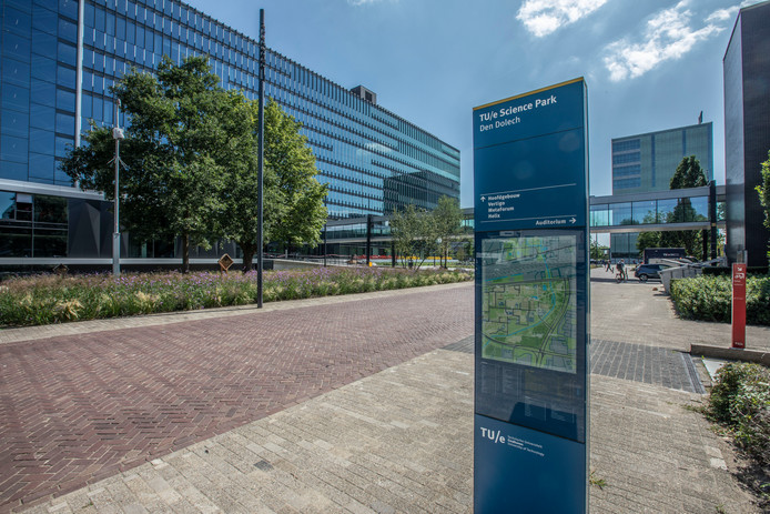 TU/e in Eindhoven.