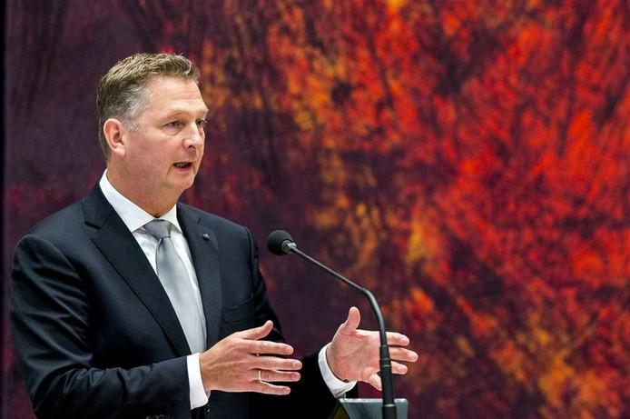 Kamerlid André Bosman (VVD)