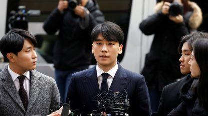 Zuid-Koreaanse K-popwereld door elkaar geschud