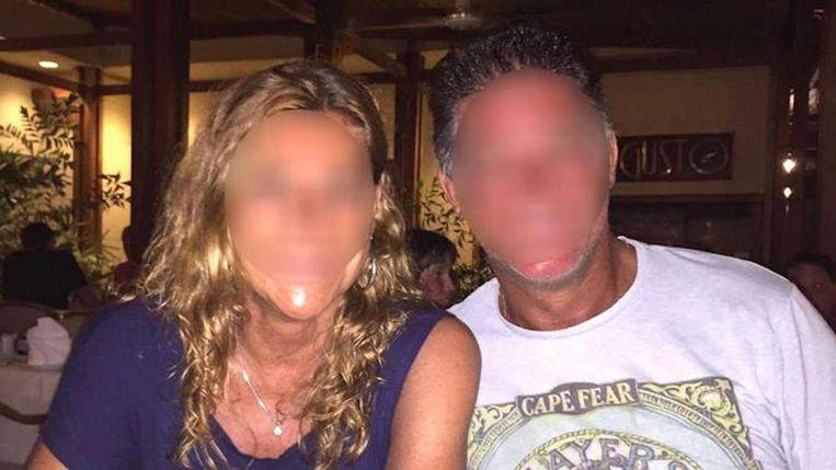 De twee verdachten: schoondochter Susanne H. (56) en Zoon Hans W. (55). Beeld Facebook