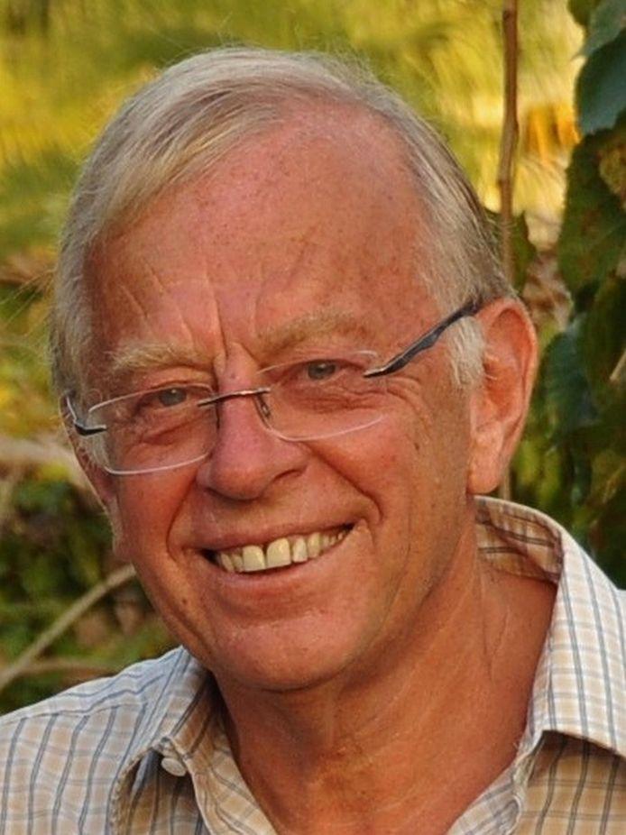Architect Jan Jansen (1943 - 2019).