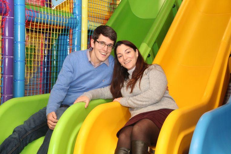 Gauthier en Marianne maken samen hun droom waar met een eigen crêperie/binnenspeeltuin.
