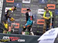Motorcrosser Pootjes pakt in Italië eerste podiumplaats: 'Een onbeschrijflijk gevoel'